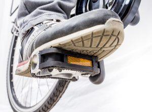 die richtigen Schuhe beim Radfahren