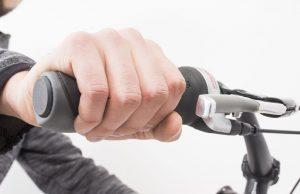 Die richtige Griffhaltung beim Radfahren